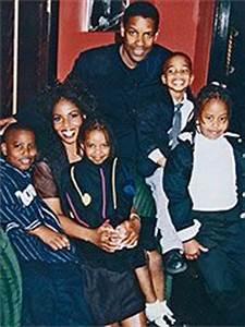 Denzel washington, Washington and Families on Pinterest
