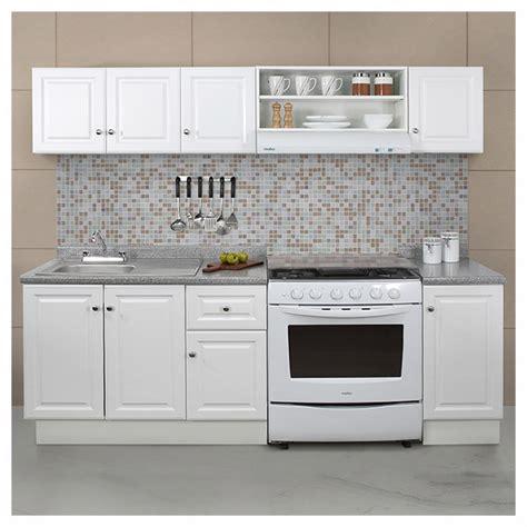 paquete de cocina blanca   en httpwwwhomedepotcommx