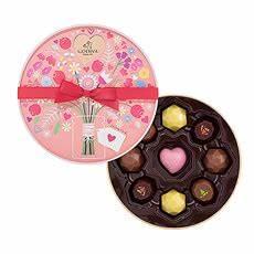 Boite Cadeau Ronde : godiva chocolat en ligne pralines livr es domicile ~ Teatrodelosmanantiales.com Idées de Décoration