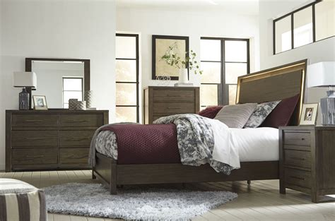 gray bedroom set camilone gray panel bedroom set b675 54 57 96