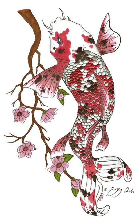 koi fish tattoo designs  meanings
