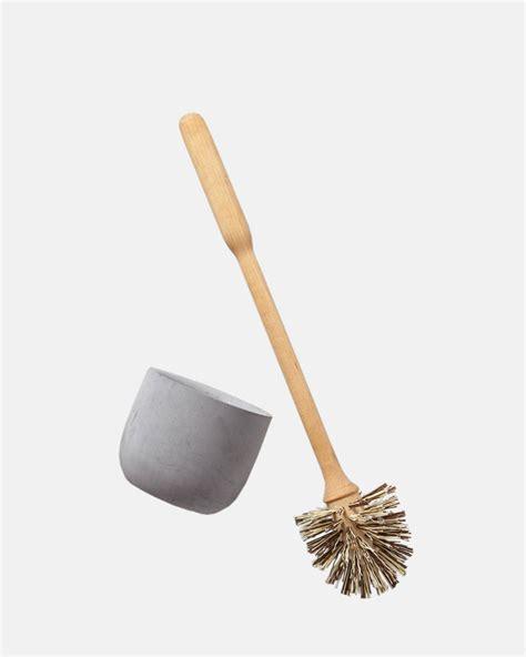 leo bella iris hantverk toilet brush concrete