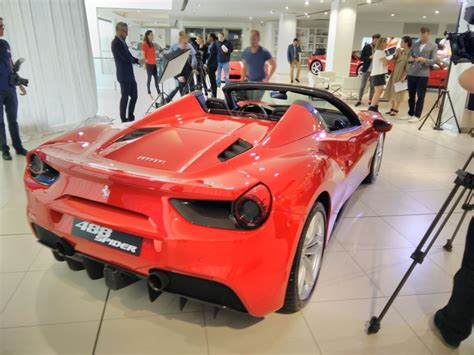 Ferrari f8 spider information available from across carsales.com.au. Ferrari's new 488 Spider drops roof and price | GoAuto