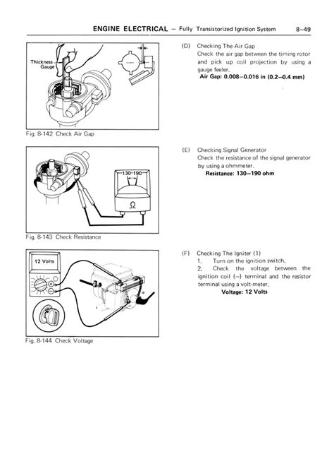 Strange Coil Ignitor 1980 Toyota 20R Wiring Diagram Of A Systemwith Wiring Cloud Oideiuggs Outletorg