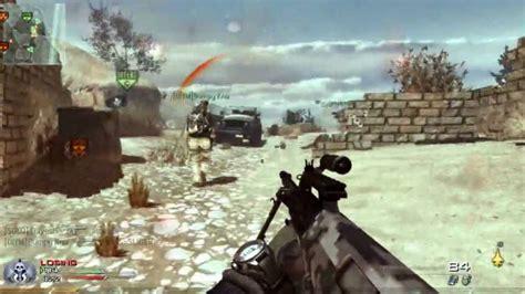 call  duty modern warfare  multiplayer gameplay