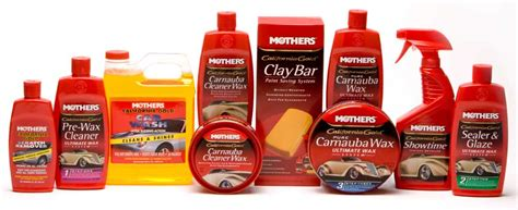 Mothers California Gold Paint Care