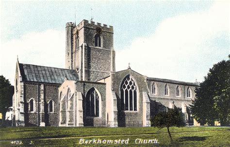 hertfordshire genealogy places berkhamsted st peter