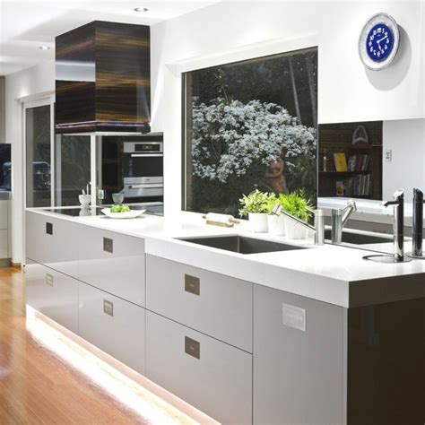 modern australian kitchen designs contemporary australian kitchen design modshop style 7576