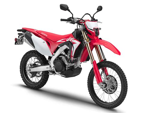 2019 Honda Trail Bikes by Honda S 2019 Crf450l And Crf450x Trail To Trail And