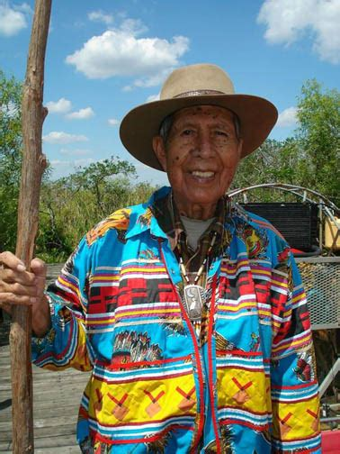 miccosukee chairman buffalo tiger passes