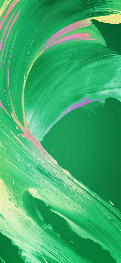 Iphone Pattern Xperia Paint Lime Wallpapers Phone