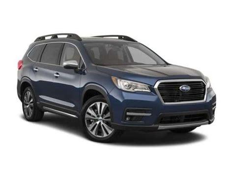 2019 Subaru Ascent Models, Trims, Information, And Details