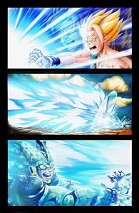 Gohan Vs Cell | anime | Pinterest | Dragon ball, Dbz and Anime