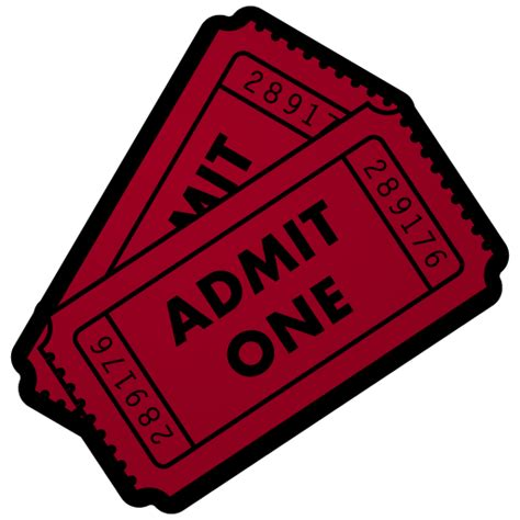 Ticket Clip Ticket Clipart Clipart Suggest