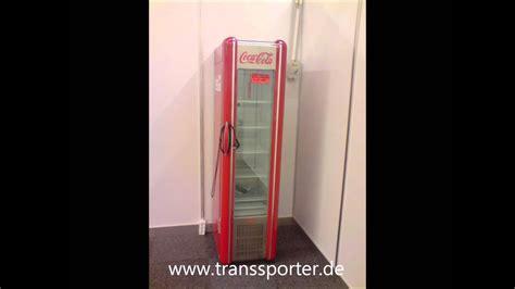 coca cola kühlschrank groß coca cola flaschen k 252 hlschrank