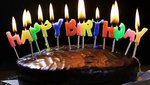 Happy Birthday Cakes With Candles | www.pixshark.com ...