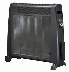 Radiateur Mobile Electrique : radiateur lectrique mobile futuriste et conomique ~ Edinachiropracticcenter.com Idées de Décoration