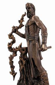 Hephaestus The Greek God Statue