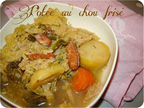 potee aux choux vert pot 233 e au chou fris 233 un peu de r 234 ve dans ma cuisine