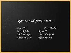 Romeo Quotes Act 1. QuotesGram