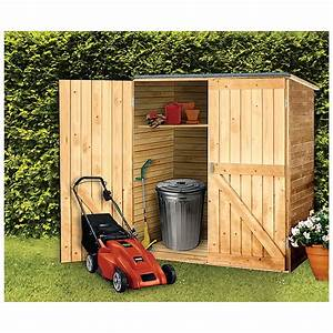 Solid, Wood, Outdoor, Storage, Shed