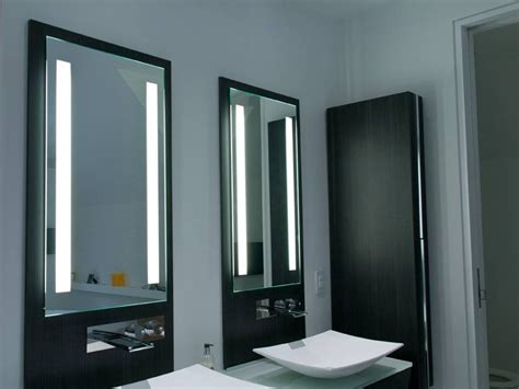 Light Up Bathroom Mirrors by 15 Best Ideas Of Light Up Bathroom Mirrors