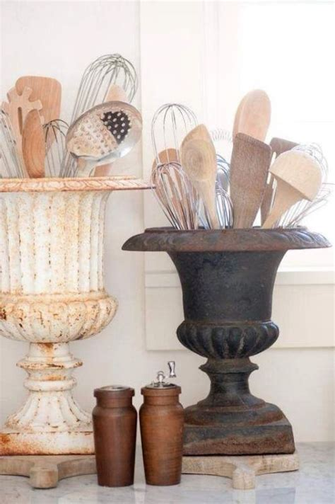 kitchen utensil storage ideas creative kitchen organizing solutions 6371