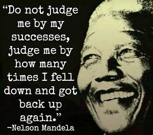Wisdom from Nelson Mandela | Inspiring Quotes | Simple ...