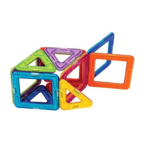 Magformers Vs Magna Tiles 2015 by Magformers Magnetic Building Set 14 Pieces The Getty Store