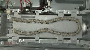 Whirlpool Electric Dryer Heating Element Replacement