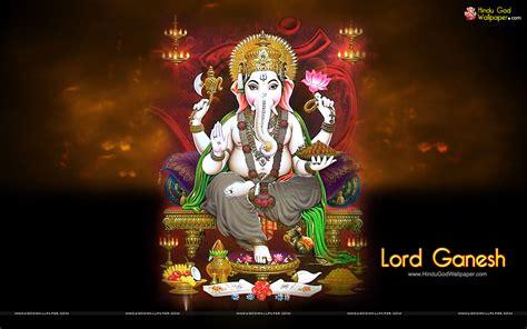 lord ganesha hd wallpapers free ganesh chaturthi