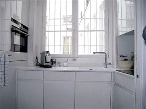 amenagement cuisine espace reduit cuisine équipée 5m2