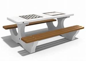 Bänke Für Draußen : parkbank 115 aus beton von bituma ~ Michelbontemps.com Haus und Dekorationen
