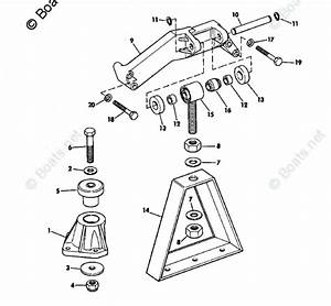 Omc Sterndrive Parts 225hp Oem Parts Diagram For Engine