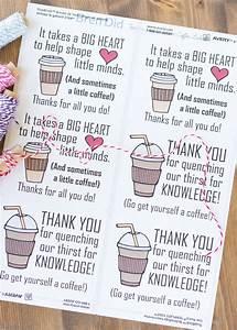 The, 5, Minute, Coffee, Teacher, Appreciation, Gift