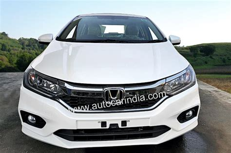 Honda City Picture by Updated Honda City Vx In Pictures Autocar India