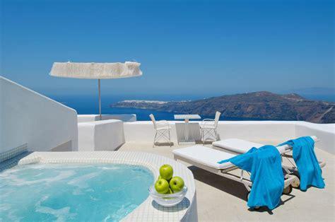 White Santorini Hotel Imerovigli Santorini Greece Book