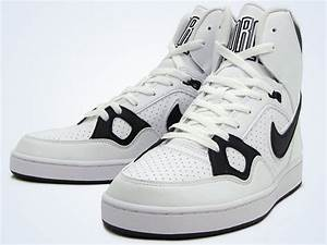 Nike Son Of Force Mid - White - Black