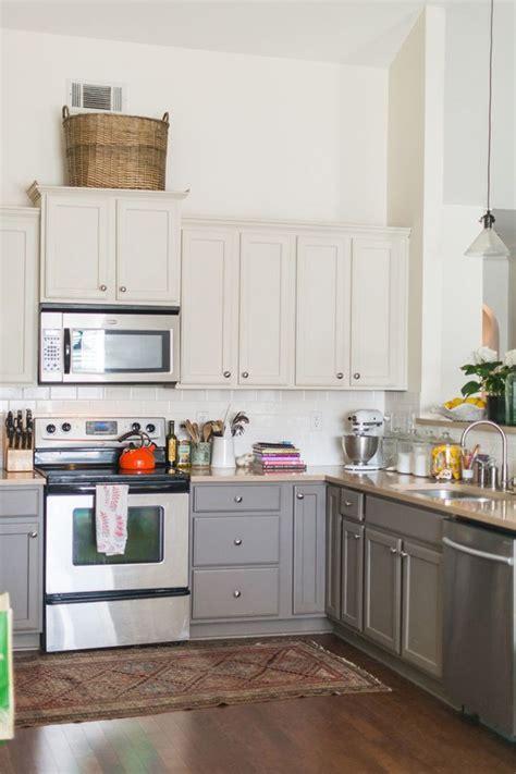 cuisine peinture cuisine idee deco cuisine peinture avec orange couleur