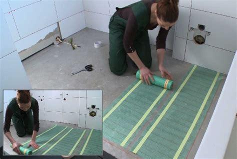 Webshop Elektrische Vloerverwarming Quickheatfloor