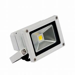 Irradiant head white led soft outdoor wall mount mini flood light fl wh the