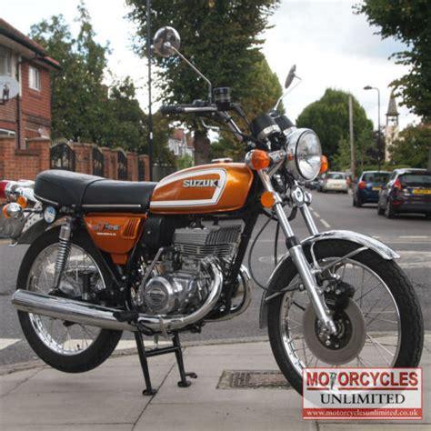 Classic Suzuki by 1974 Suzuki Gt185l Classic Suzuki For Sale Motorcycles