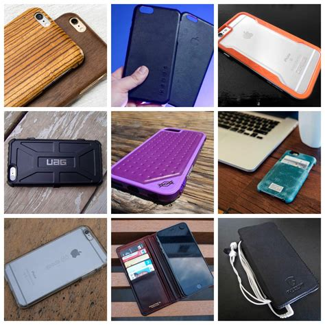 Best Iphone 6 Cases Reviewed Rugged, Wallet, Minimal & More