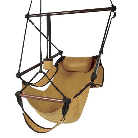Hammock Air Chair by Best Choice Products 174 Hammock Hanging Chair Air Deluxe Sky