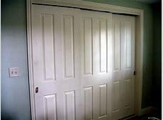 6 Panel Sliding Closet Doors Mirrored — Buzzard Film