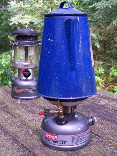 coleman lantern dual fuel coleman fuel or gasoline in dual fuel stoves andy arthur org