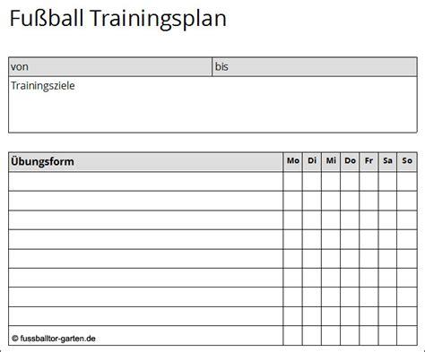 fussball trainingsplan vorlage kostenlos als  zum