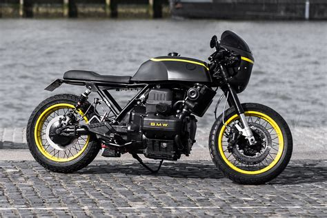 Moto Bmw by 1987 Bmw K75 Cafe Racer Moto Adonis Pipeburn