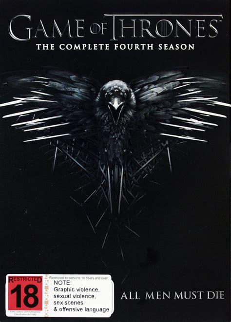 game  thrones season  dvd  stock buy