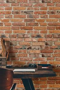 Mur Effet Brique : papier peint brique new york with papier peint brique new york awesome papier peint brique new ~ Melissatoandfro.com Idées de Décoration